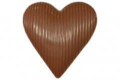 chocolade hart massief melk 190g